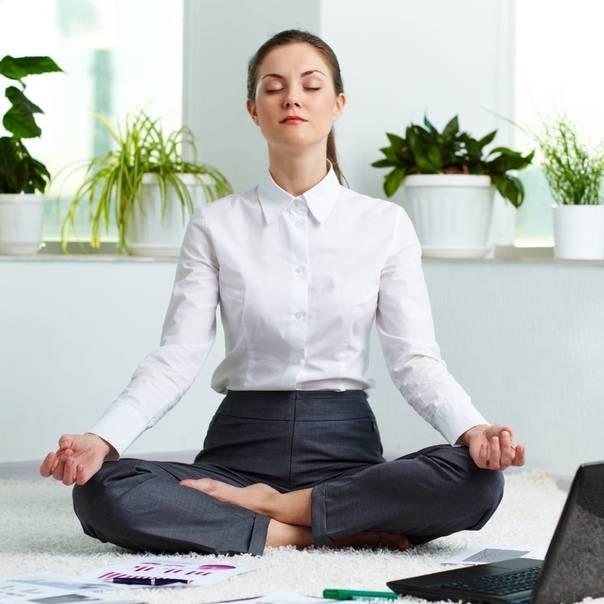 Все для снятия стресса: йога, медитация, музыка и релаксация