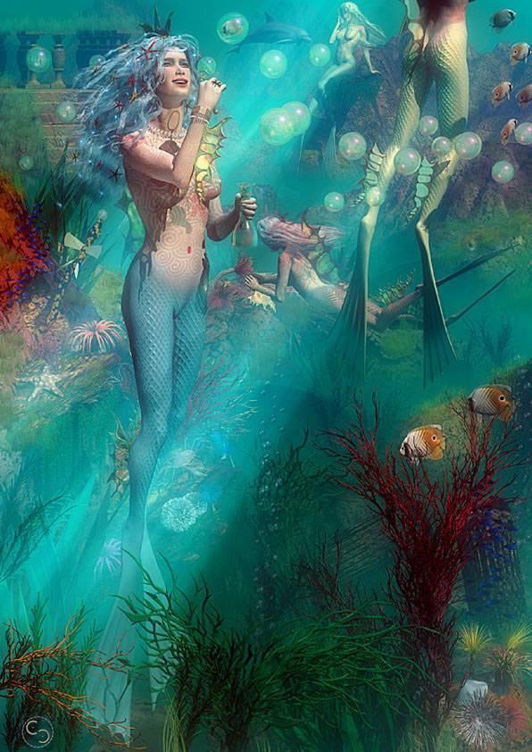 Наяды — обитательницы пресных водоемов древней греции. значение слова наяда