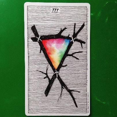 3 жезлов – значение карты таро