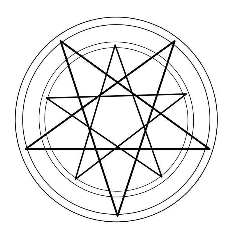 13 символов иллюминатов и их значения.