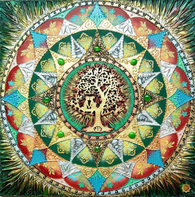 Мандала своими руками из ниток с желаниями, денежная, любви, для детей. плетение мандалы для начинающих: схемы, значение