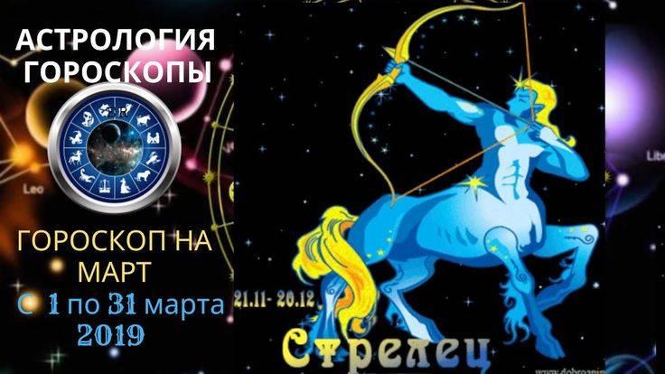Любовный гороскоп знака зодиака стрелец