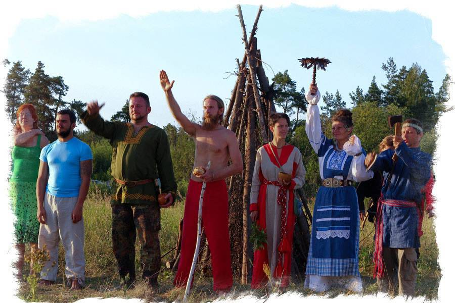 Русские боги. перун. перунов день. календарь богов