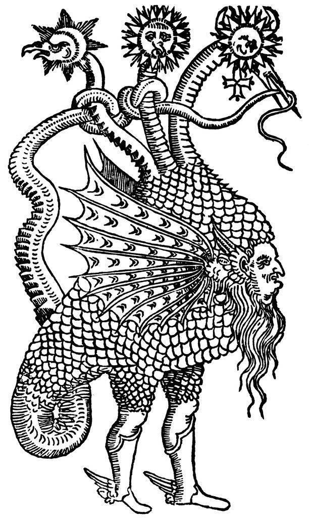 Античная мифология | bestiary.us
