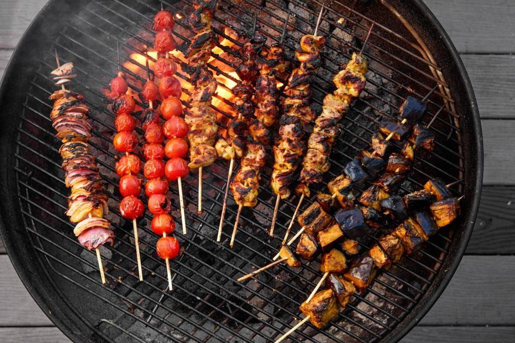 Мясо свинины жареное