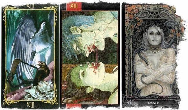 Что значит карта таро смерть, как она сочетается с другими арканами