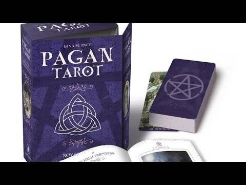 Гадание с помощью таро белой и черной магии (языческое направление)