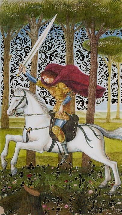 Король мечей таро: значение в отношениях, любви, работе