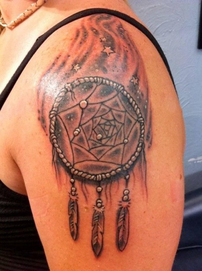 Татуировка-оберег для мужчины: фото лучших вариантов, значения символов