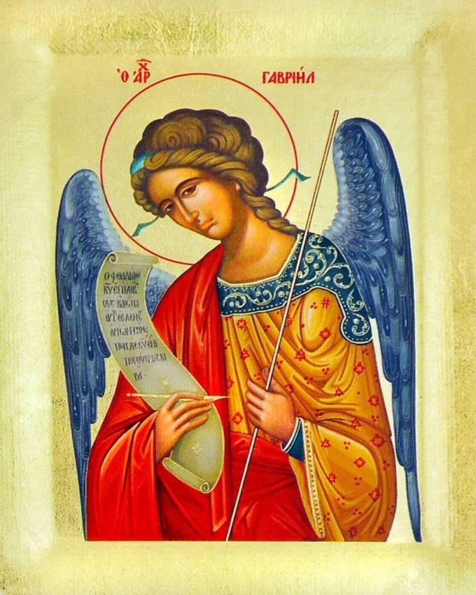 Кому благоволит и в чем помогает архангел гавриил