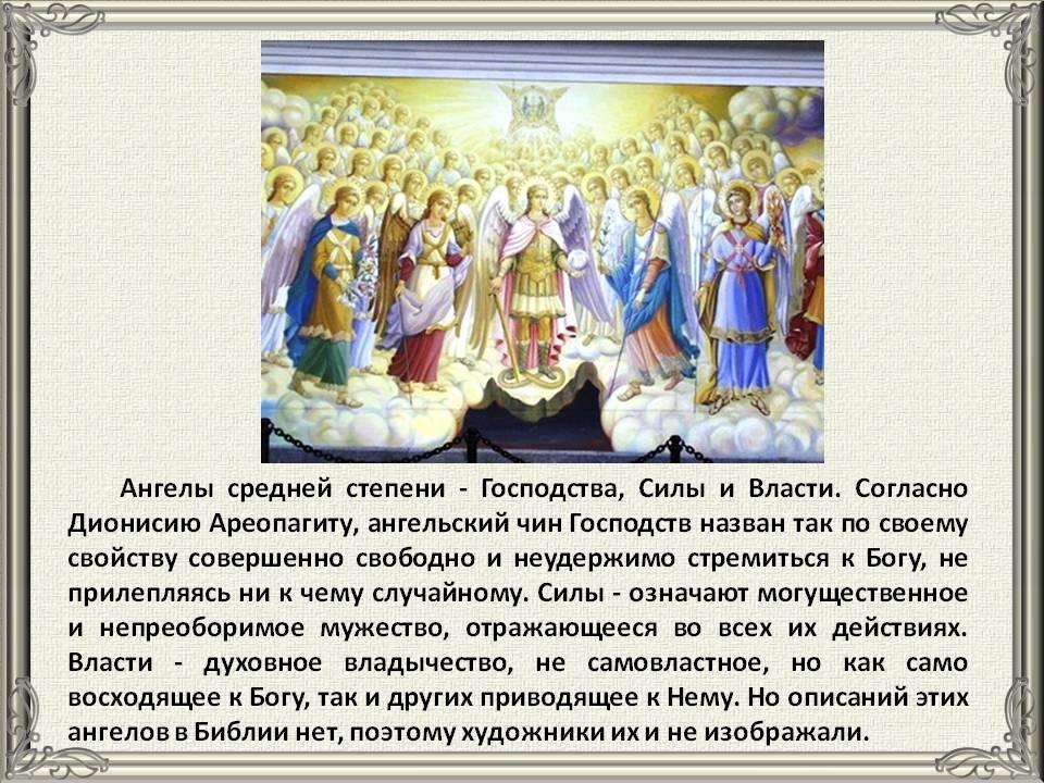 Архангелы: имена и их предназначение, отличия от ангелов, как правильно просить помощи + иерархия посланников божьих