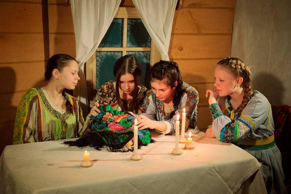 Крещенские гадания — магия праздничных дней от наших пращуров