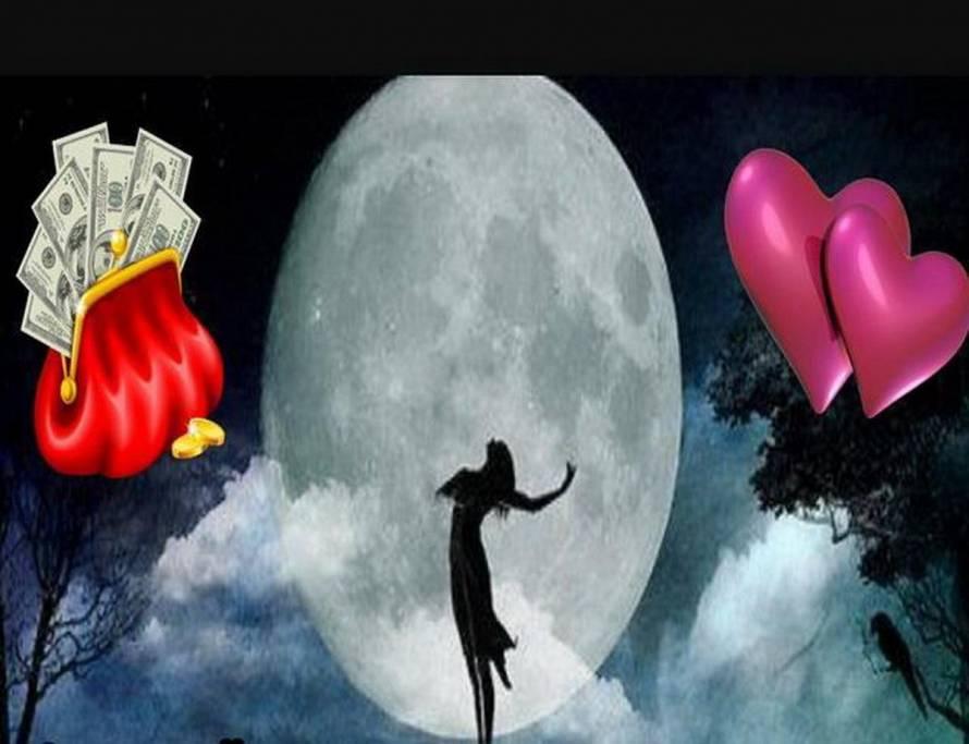 Приворот проводимый в новолуние: сильный ритуал, чтобы быть вместе с любимым человеком