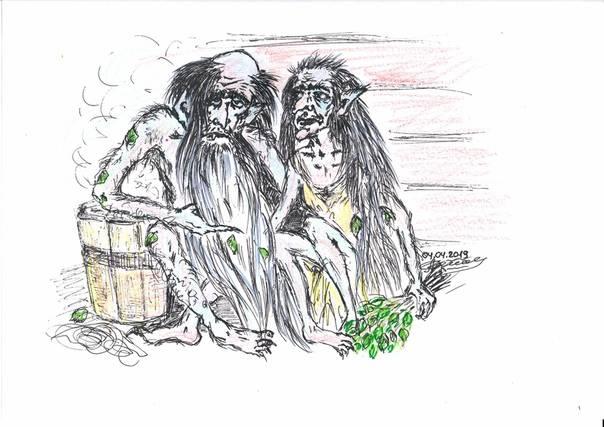 Леший в славянской мифологии: описание, происхождение, внешний вид, где и как живет | мифолог