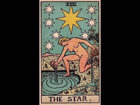 Звезда  таро: значение в отношениях, любви, работе, совет карты