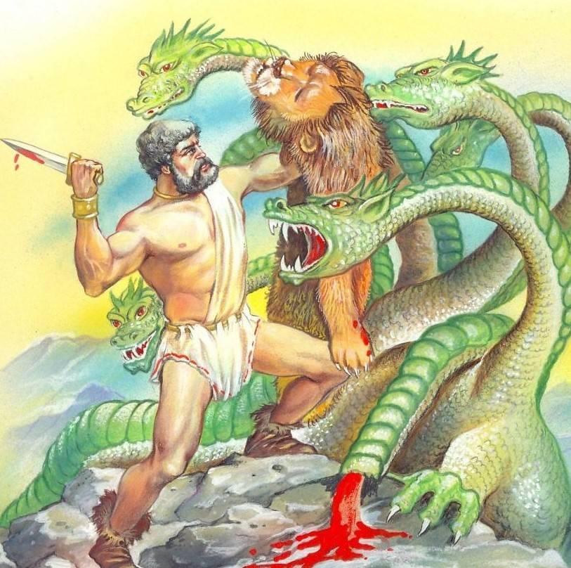 Греческая мифология и фольклор | bestiary.us
