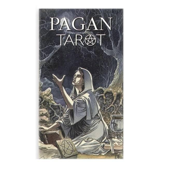 Языческое таро (pagan tarot)аркан x колесо