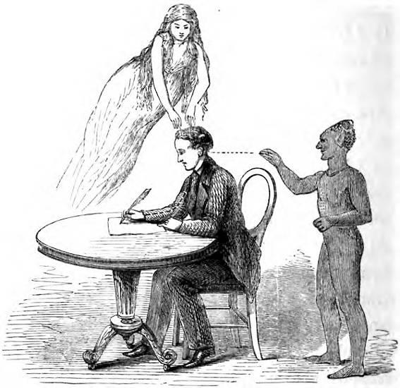Вызов духов — обряды призыва злых и добрых существ