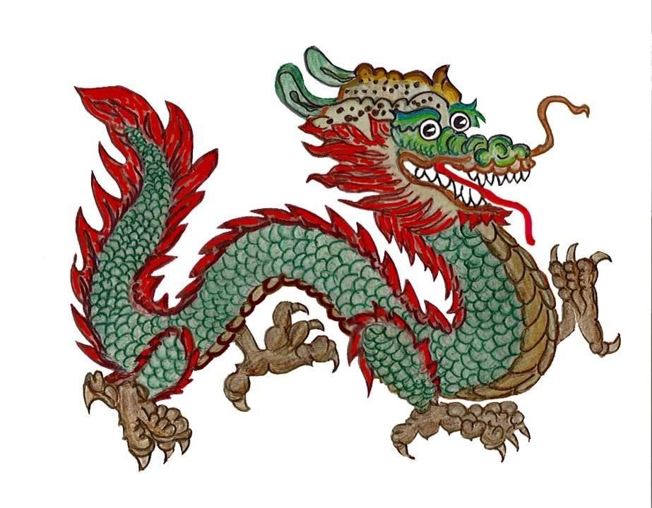 Список драконов в мифологии и фольклоре - list of dragons in mythology and folklore