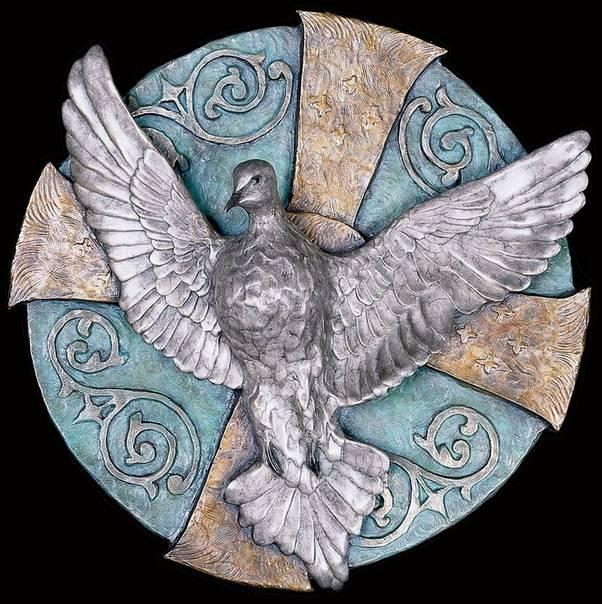 Голубь — символ мира и чистоты