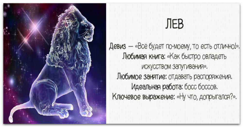 Женщина-лев в постели: характеристика и совместимость с другими знаками