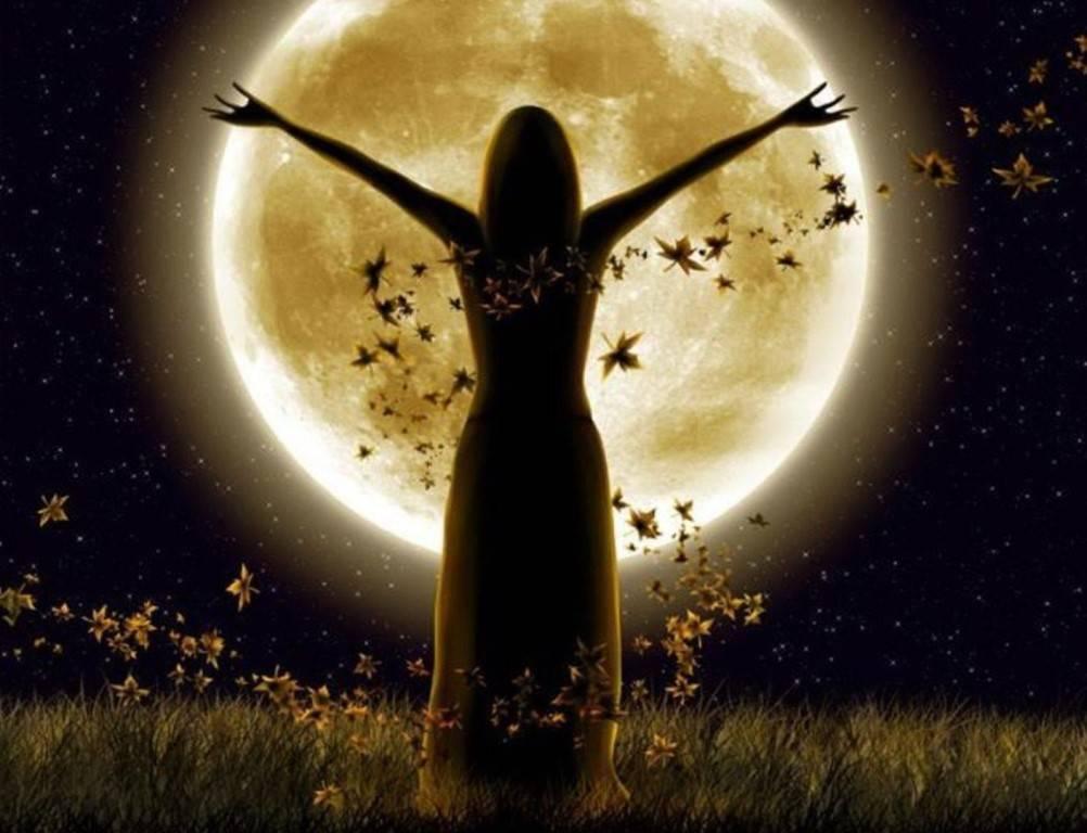 Заговоры в полнолуние (на богатство, удачу, любовь): сильные обряды и тексты заклинаний для чтения при полной луне