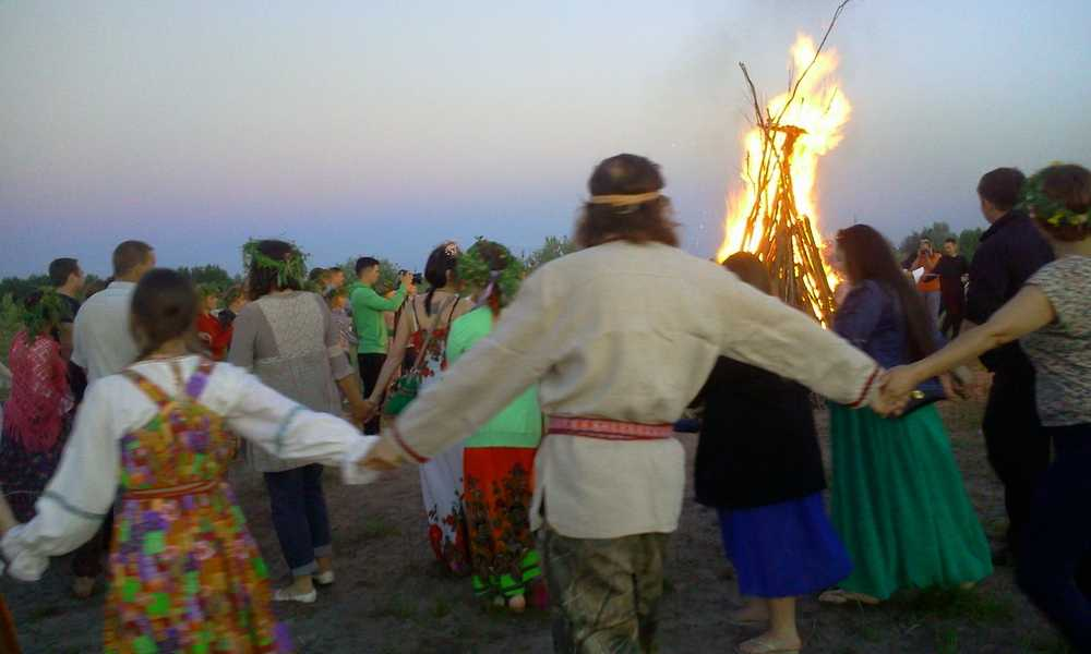 В перунов день предки просили у бога-громовержца силы и мужества - 1rre