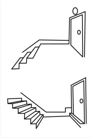 Правильное расположение входной двери дома по фен-шуй. как правильно спать по отношению ко входу