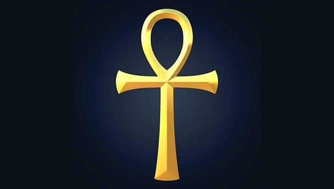 Как правильно носить египетский крест анкх