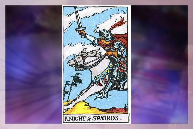 Таро рыцарь мечей — значение в ракладах и сочетание