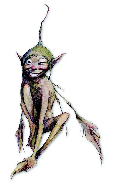 Мистические существа англии: фэйри, хоббиты, орки. - lingvaflavor