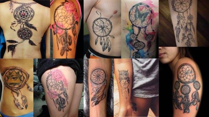 Славянские защитные татуировки обереги