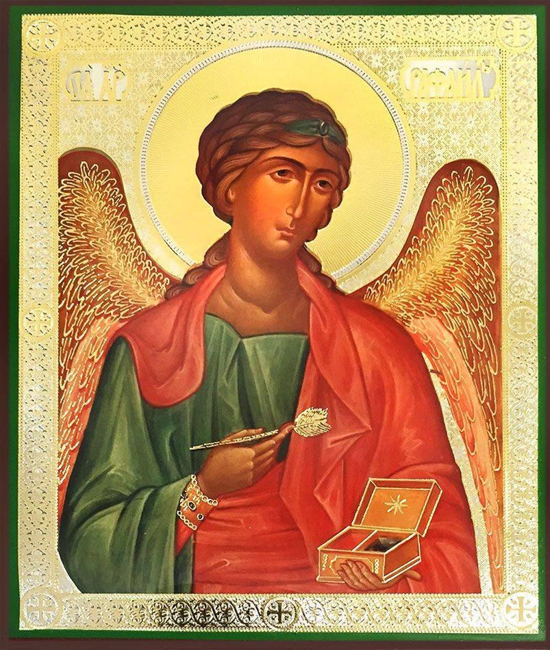 Архангел рафаил — сфера ответственности, молитвы, иконы и печать