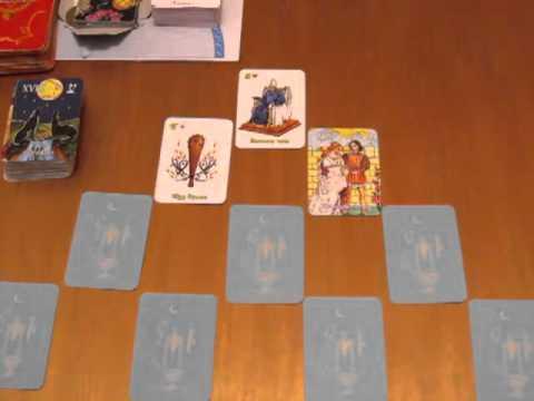 Таро пирамида влюбленных на 4 карты: гадание на отношения, значения карт