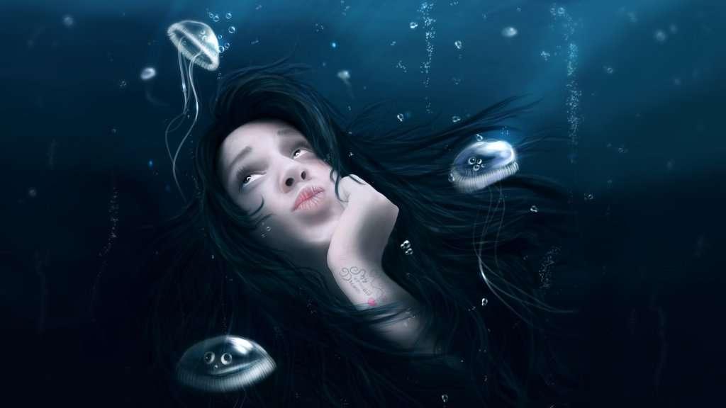 К чему снится тонуть в воде женщине или мужчине - толкование сна по сонникам