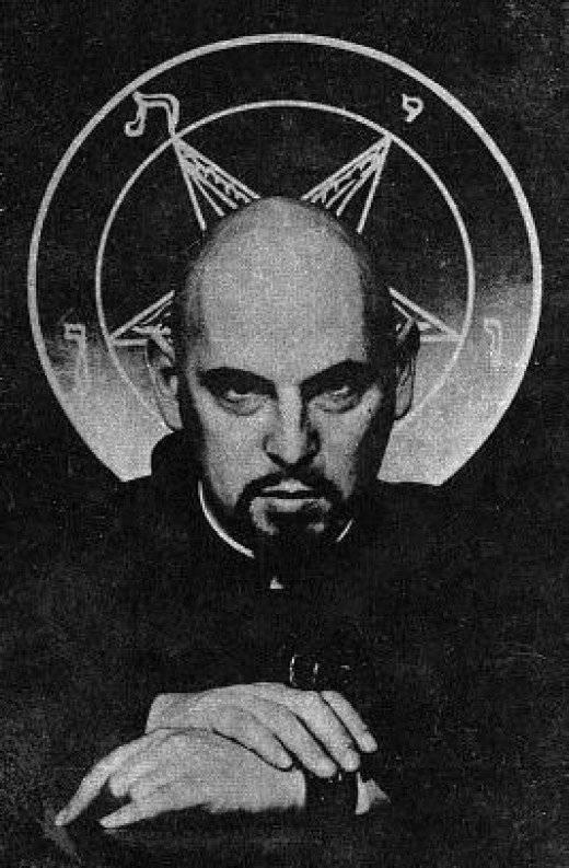 Лавей антон. сатанинская библия