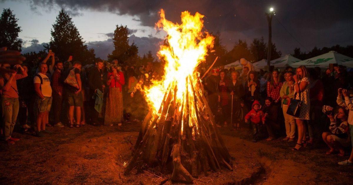 Что можно и нельзя делать во время празднования дня перуна 2 августа - 1rre