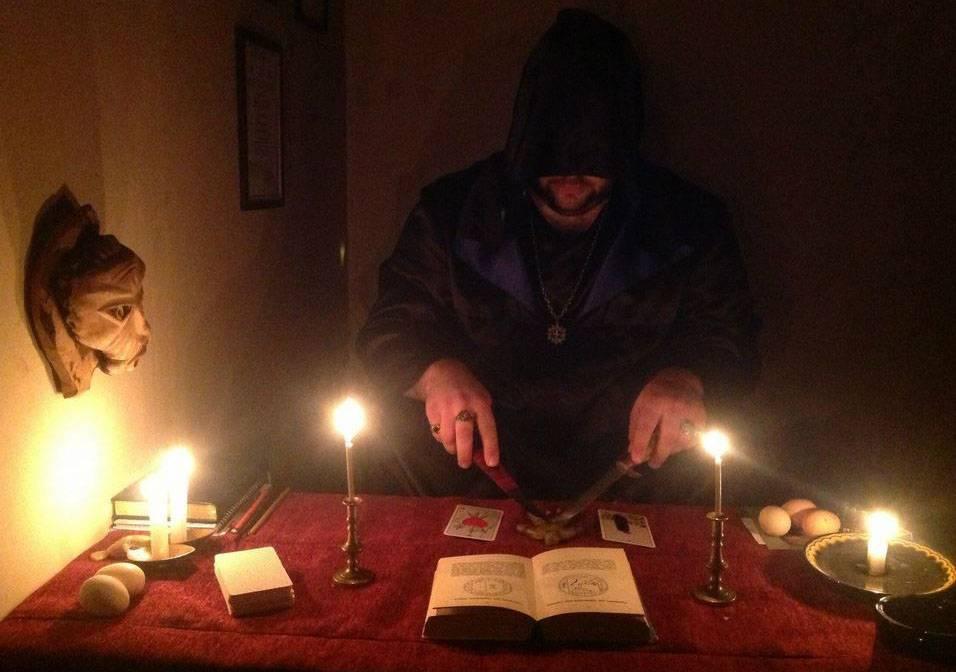 Черная магия, результаты и последствия
