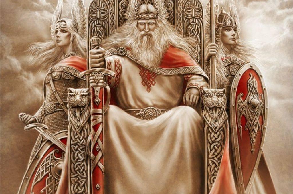 Пантеон славянских богов — список всех языческих богов предков