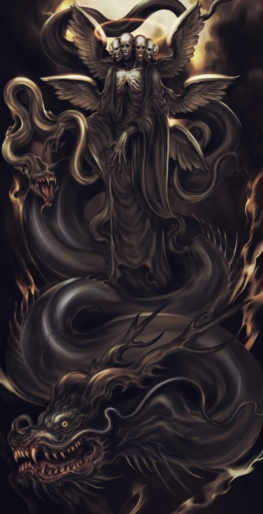Асмодей демон: кто это такой, печать, значение в библии