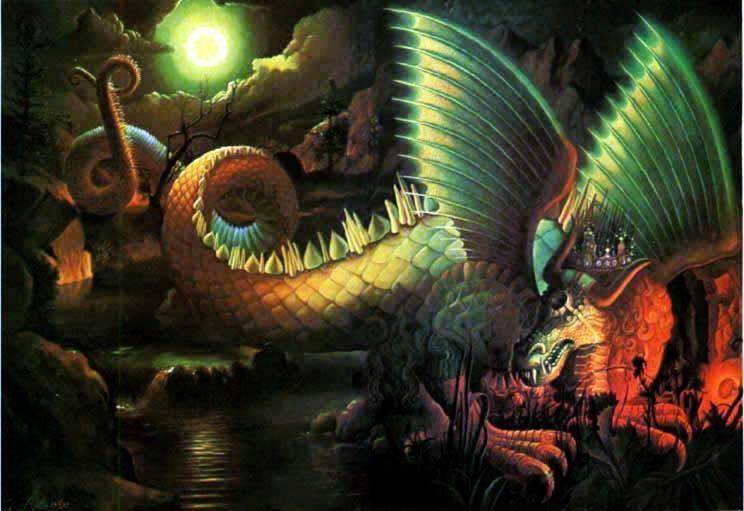 Огненный змей | миры санкт-эринбурга | fandom