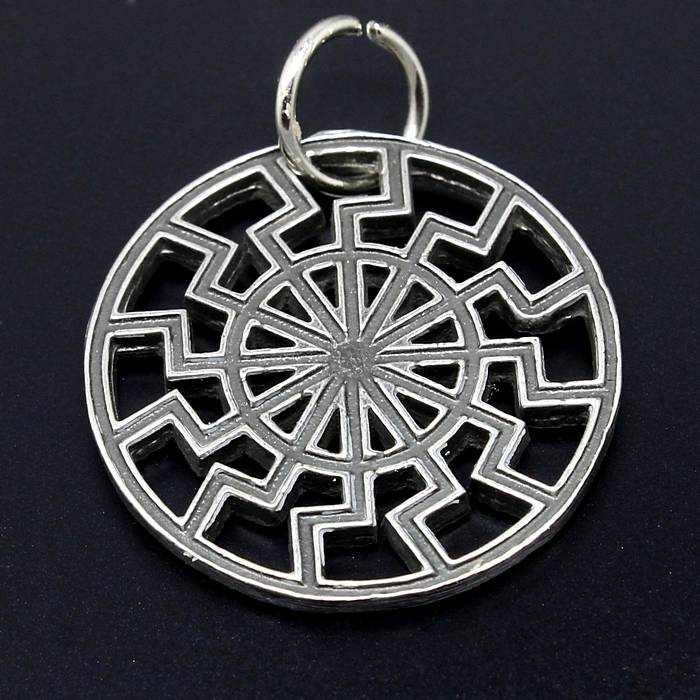 Черное солнце — значение символа у славян и алхимиков