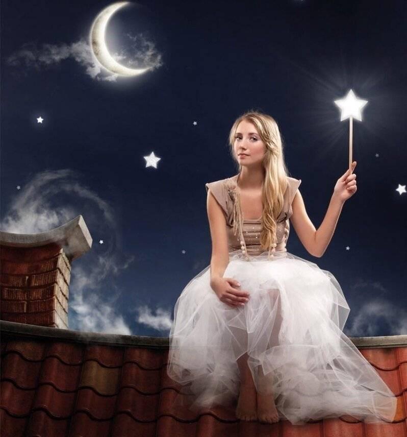 Что нужно сделать чтобы исполнилось желание за 1 ночь? вам поможет белая магия