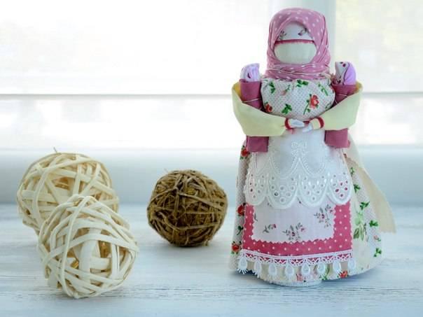 Кукла мотанка берегиня своими руками – значение, описание, поэтапный мастер-класс для создания оберега