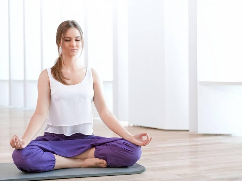 Как научиться медитировать? - форма