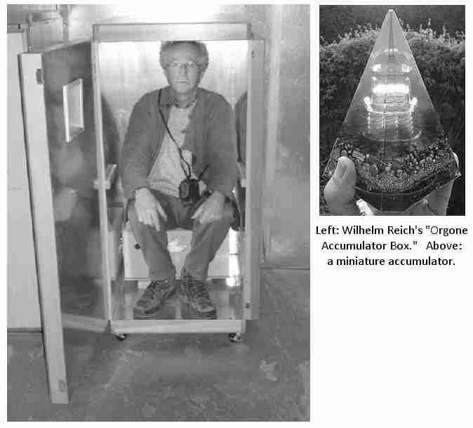 «короб доктора райха» – мистификация, заблуждение или открытие?   фэн-шуй и непознанное   школажизни.ру
