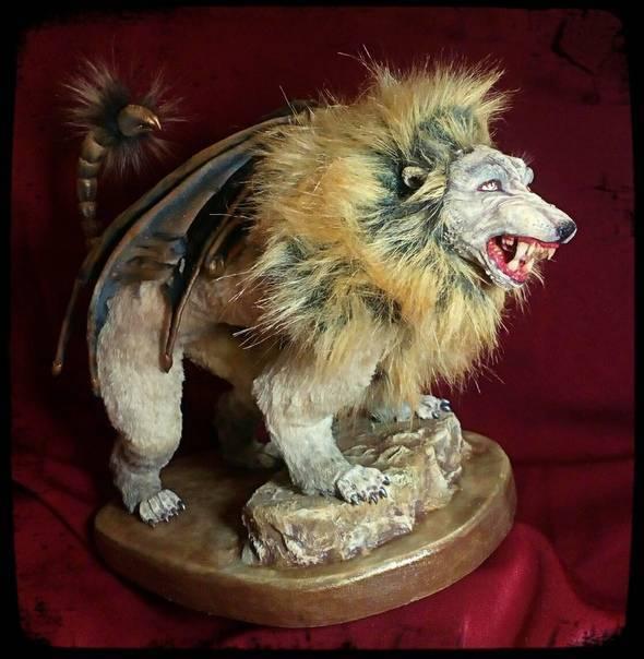 Мифы и легенды * мантикора (manticore). мантикора — легендарное и непобедимое чудовище-людоед мантикора животное