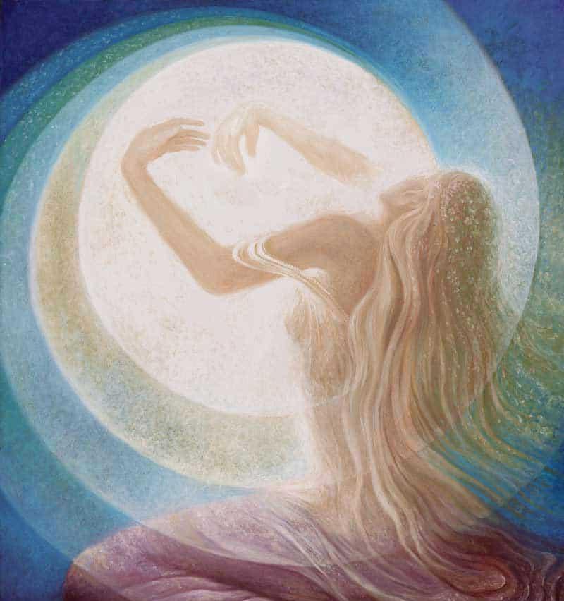 Медитация на раскрытие женственности и наполнение энергией