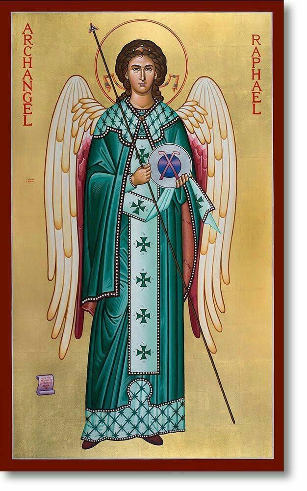 Святой архангел гавриил: в чем помогает икона и молитва