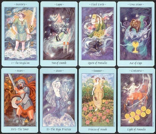 Виды раскладов таро   обучение таро и астропсихологии